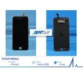 NTSUP LCD modul iPhone 6 černý OEM foto