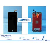 NTSUP LCD modul iPhone 6S černý OEM foto