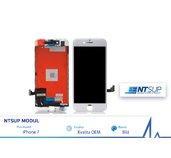 NTSUP LCD modul iPhone 7 bílý OEM foto