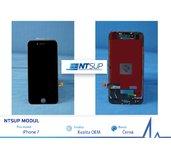 NTSUP LCD modul iPhone 7 černý OEM foto