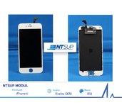 NTSUP LCD modul iPhone 6 bílý OEM foto