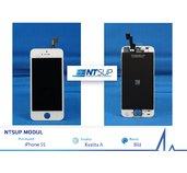 NTSUP LCD modul iPhone 5S bílý kvalita A foto