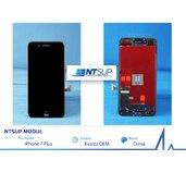 NTSUP LCD modul iPhone 7 PLUS černý OEM foto