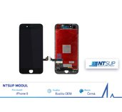 NTSUP LCD modul iPhone 8 PLUS černý OEM foto