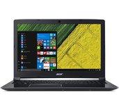 "Acer Aspire 7 - 17,3""/i5-8350H/8G/1TB+16OPT/GTX1050/W10 černý foto"