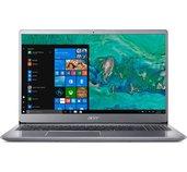 """Acer Swift 3 - 15,6""""/i5-8250U/8G/1TB+16OPT/MX150/W10 stříbrný foto"""