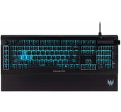 Acer PREDATOR AETHON 500 herní klávesnice foto
