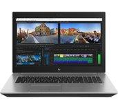 HP ZBook 17 G5 FHD/Xeon E-2186M/32G/512G/NV QP4200/DP/HDMI/TB/RJ45/WIFI/BT/MCR/FPR/3RServis/W10P foto