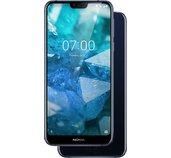 Nokia 7.1 Single SIM Blue foto