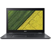 "Acer Spin 5 - 15,6T""/i7-8550U/8G/1TB+16OPT/W10 šedý + stylus foto"