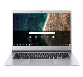 "Acer Chromebook 14 - 14""/N4200/4G/64GB/Chrome stříbrný foto"