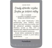 E-book POCKETBOOK 627 Touch Lux 4,Silver foto
