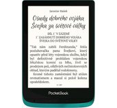E-book POCKETBOOK 627 Touch Lux 4, Emerald foto
