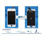 NTSUP LCD modul iPhone 5SE bílý OEM foto