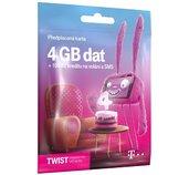 T-Mobile SIM Twist S námi, 4GB foto