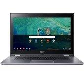 "Acer Chromebook Spin 15 - 15,6T""/N4200/4G/64GB/Chrome stříbrný foto"