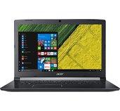 """Acer Aspire 5 - 17,3""""/i3-7020U/4G/256SSD/W10 černý foto"""