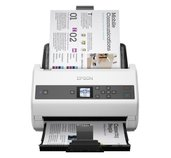 Epson WorkForce DS-870, A4, 1200 dpi, USB foto