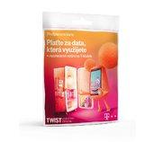 T-Mobile Plaťte za data která využijete + neomezené volání, 200kč kredit foto