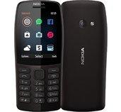 Nokia 210 Dual SIM, černá foto