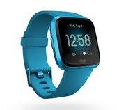 Fitbit Versa Lite - Marina Blue/Marina Blue Aluminum foto