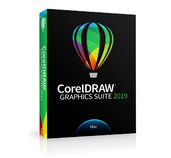 CorelDRAW Graphics Suite 2019 Mac CZ foto