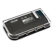 ACUTAKE DarkHub 1 (USB Hub 2.0) BLACK foto
