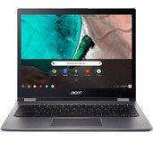 """Acer Chromebook Spin 13 - 13,5T""""/i5-8250U/8G/128GB/Chrome šedý + stylus foto"""