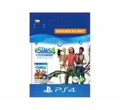 ESD SK PS4 - The Sims™ 4 BundleSeasonsJungleSpooky foto