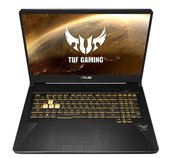 "ASUS TUF Gaming FX705DU - 17,3""/R7-3750H/8G/512GSSD/GTX1660Ti/W10 (Black) foto"