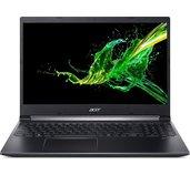 """Acer Aspire 7 - 15,6""""/i5-9300H/8G/512SSD/GTX1650/W10 černý foto"""