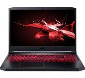 """Acer Nitro 7 - 15,6""""/i7-9750H/2*8G/2*512SSD/GTX1650/W10 černý foto"""