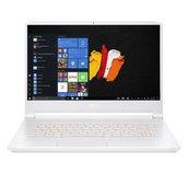 """Acer ConceptD 7 (CN715) - 15,6""""/i7-9750H/2*512SSD/2*8G/RTX2060/W10Pro bílý foto"""