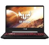 "ASUS TUF Gaming FX505DV - 15,6""/R7-3750H/1T+512G/16GB/RTX2060/W10 (Black) foto"