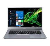 "Acer swift 3 - 14""/R3-3200U/2*4G/256SSD/W10 stříbrný foto"