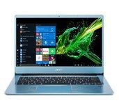"""Acer Swift 3 - 14""""/R3-3200U/4G/128SSD/W10S světle modrý foto"""