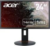 """24"""" Acer XF240QP - TN, FullHD@144Hz, 1ms, 300cd/m2, 16:9, 2x HDMI, DP, FreeSync foto"""
