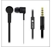 Acer In-Ear sluchátka černé foto
