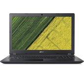 """Acer Aspire 3 - 15,6""""/i3-7020U/2*4G/256SSD/W10 černý foto"""