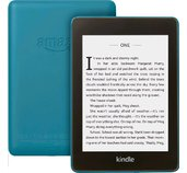 "E-book AMAZON KINDLE PAPERWHITE 4 2018, 6"" 8GB E-ink displej, WIFi, BLUE, SPONZOROVANÁ VERZE foto"