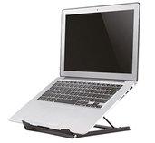 NewStar držák na notebook ergonomický, 5 poloh, 5 kg, černý foto