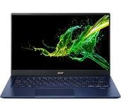"""Acer Swift 5 (Design 2020) - 14T""""/i7-1065G7/16G/1TBSSD/W10Pro modrý + 2 roky NBD foto"""