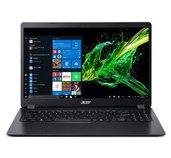 """Acer Aspire 3 - 15,6""""/i3-7020U/2*4G/512SSD/W10 černý foto"""