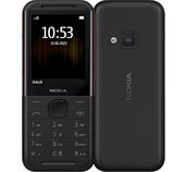 Nokia 5310 Dual SIM Black/Red foto