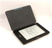 C-TECH pouzdro Kindle Paperwhite hardcover, černé foto