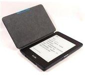 C-TECH pouzdro Kindle Paperwhite hardcover, modré foto