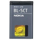 Nokia baterie BL-5CT 1050mAh Li-on - bulk foto