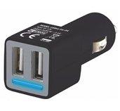 Univerzální duální USB adaptér do auta 4.2 A max foto