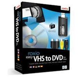 Roxio Easy VHS to DVD for Mac foto