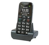 EVOLVEO EasyPhone, mobilní telefon pro seniory foto